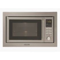 Euro E28MTKSS 28L Grill Microwave Oven (EX-Display Model)