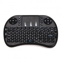 Rii 2.4 RT-MWK01 GHz Wireless 92-Key Keyboard Air Mouse with Multi-Point Control