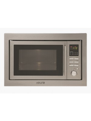 (Sydney Only) Euro E28MTKSS 28L Grill Microwave Oven (EX-Display Model)