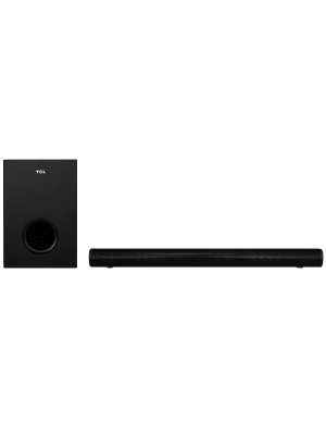 TCL TS3010 2.1 Ch Soundbar w/ Wireless Subwoofer